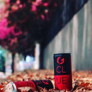 Clue Energy Drink